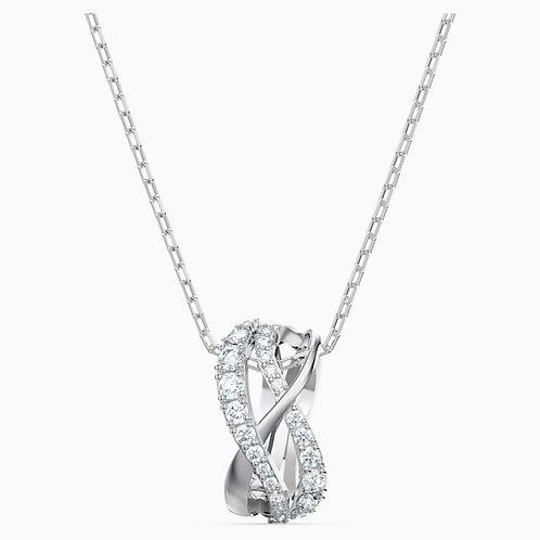 SWAROVSKI Crystal Twist Rows Necklace  - 5563906
