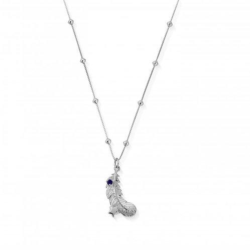 ChloBo Sterling Silver Guiding Light Necklace - SNDBB2517