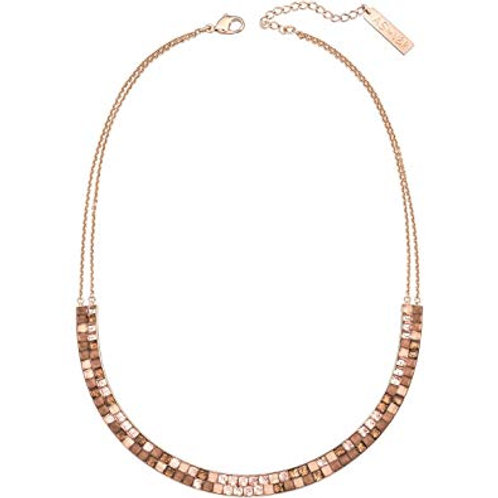 ATELIER SWAROVSKI Viktor and Rolf Frozen Rose Gold Necklace - 5098935