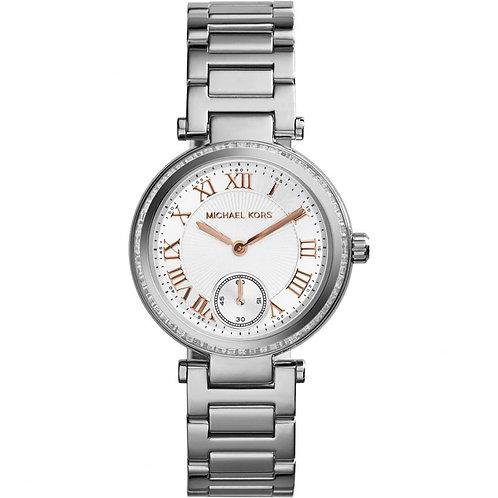 Michael Kors Steel Mini Skylar Bracelet Strap Watch MK5970
