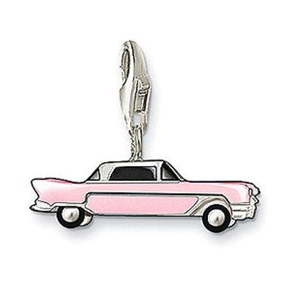 Thomas Sabo Silver Old Timer Car Charm - 0557-007-9