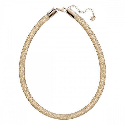 SWAROVSKI Deluxe Stardust Rose Gold Necklace - 5171532