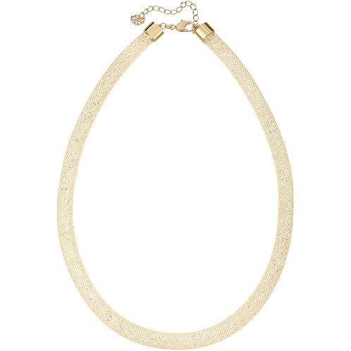 SWAROVSKI Stardust Gold Necklace - 5171532