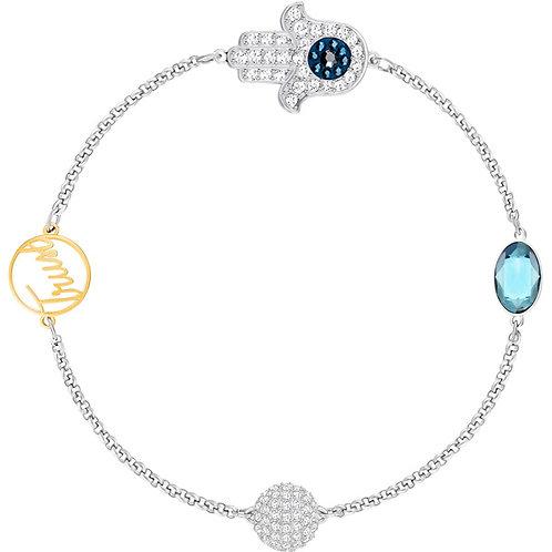SWAROVSKI Remix Collection Hand Of Fatima Bracelet - 5365759