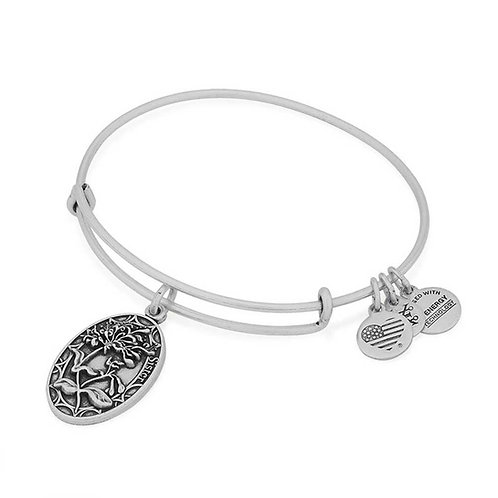 "Alex and Ani ""Because I love You Sister"" Bangle - A16EB147RS"