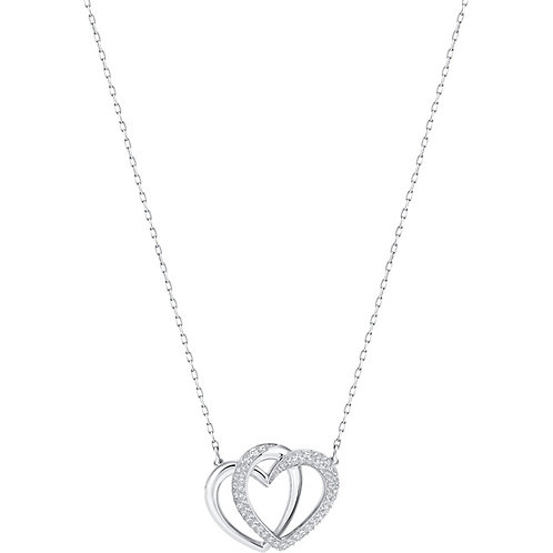 SWAROVSKI Sparkling Dear Heart Necklace - 5345475