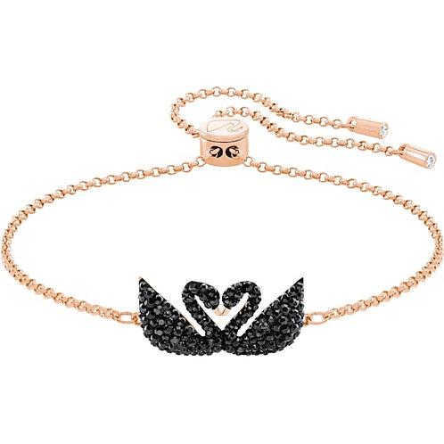 SWAROVSKI Sparkling Iconic Swan Bracelet - 5344132