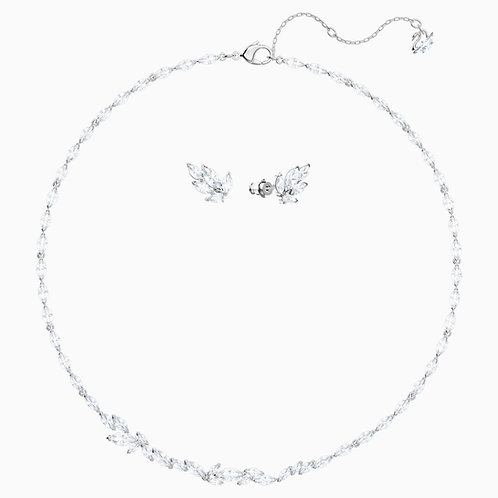 SWAROVSKI Louison Necklace and Earrings Set  - 5435164