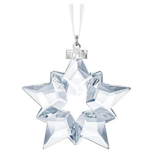 SWAROVSKI 2019 AE Crystal Christmas Snowflake Ornament - 5427990