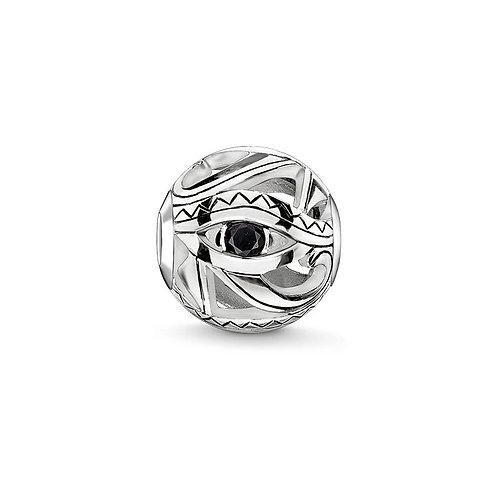 Thomas Sabo Karma Eye of Horus Bead Charm - K0228-643-11