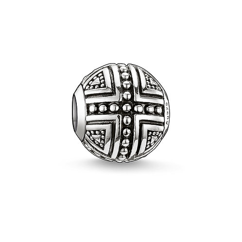 Thomas Sabo Karma Cross Bead Charm - K0054-001-12