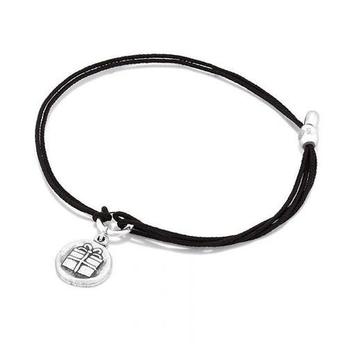 Alex and Ani Rafaelian Silver Kindred Cord Present - A16KC29RS