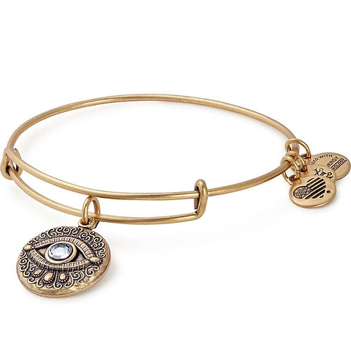 "Alex and Ani ""Evil Eye"" Bangle - A17EBEERG"