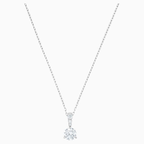SWAROVSKI Sparkling Solitaire Pendant Necklace  - 5472635