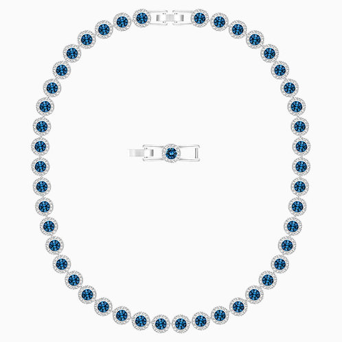 SWAROVSKI Blue Angelic All Round Necklace  - 5482698