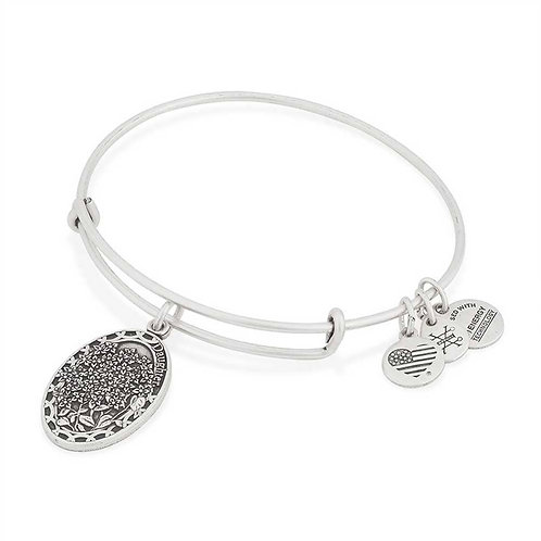 "Alex and Ani ""Because I love You Daughter"" Bangle - A16EB11RS"