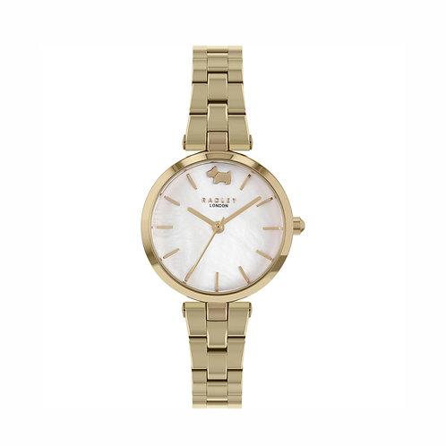 RADLEY Ladies West View Gold Bracelet Strap Watch - RY4512