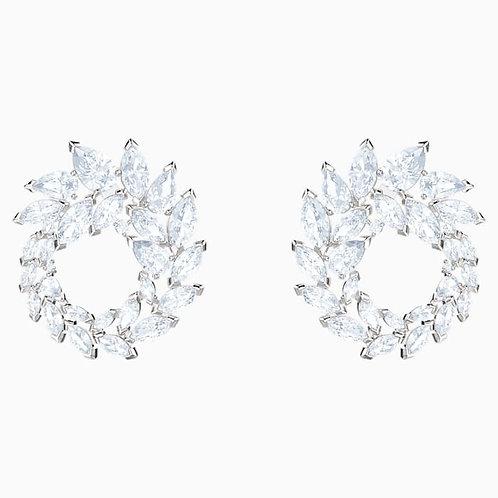 SWAROVSKI Clear Crystal Louison Stud Earrings - 5419245