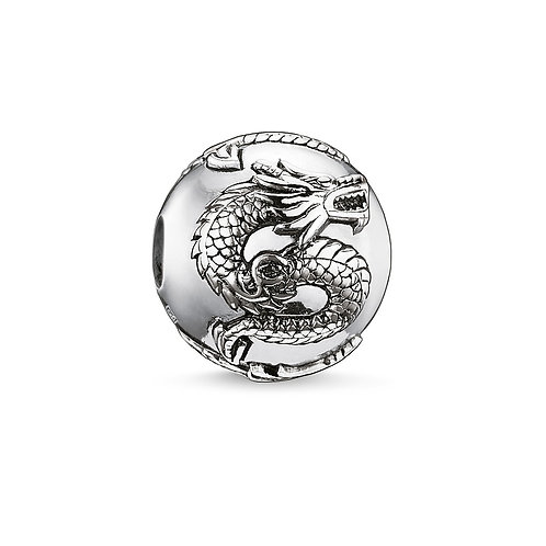 Thomas Sabo Karma Wild Dragon Bead Charm - K0040-001-12