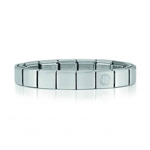Nomination Mens IKON Stainless Steel 21 LINK Bracelet 230000/21
