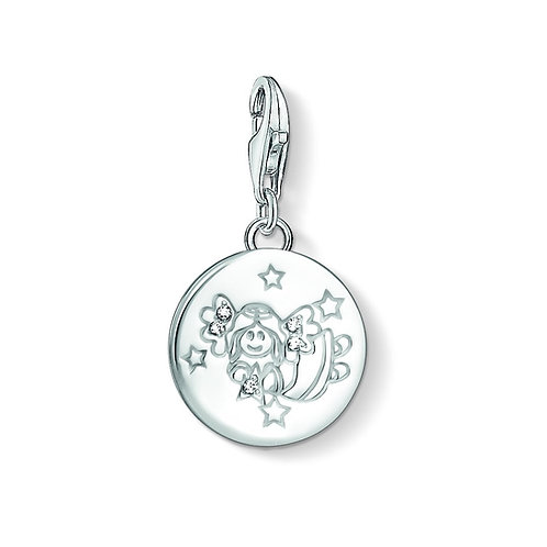 Thomas Sabo Silver Little Fairy Charm - 0389-051-14