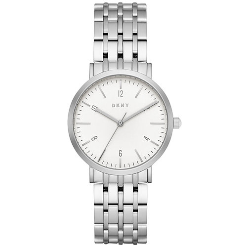 DKNY Ladies Stainless Steel Minetta Watch - NY2502
