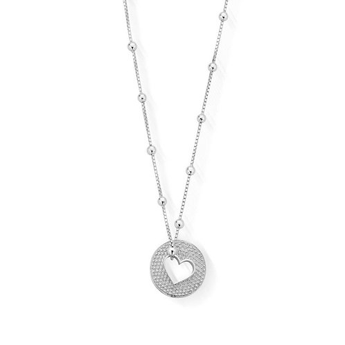 ChloBo Sterling Silver Soul Connection Necklace - SCVAL21