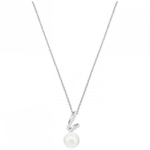 SWAROVSKI Gabriella Crystal Pearl Necklace - 5408430
