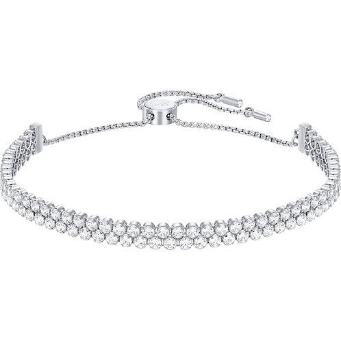 SWAROVSKI Sparkling Subtle Bracelet Clear Crystals - 5221397
