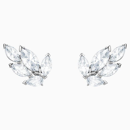 SWAROVSKI Clear Crystal Louison Stud Earrings - 5446025