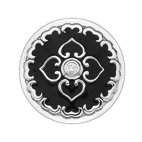 Emozioni by Hot Diamonds Atlas Black Coin - EC138