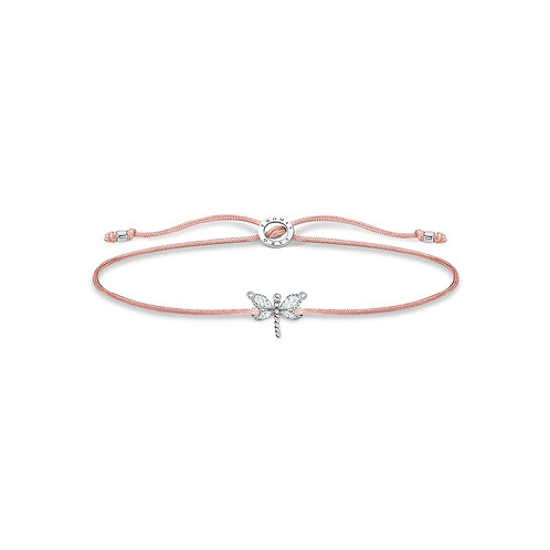 Thomas Sabo Little Secrets Dragonfly Bracelet - LS118-401-19