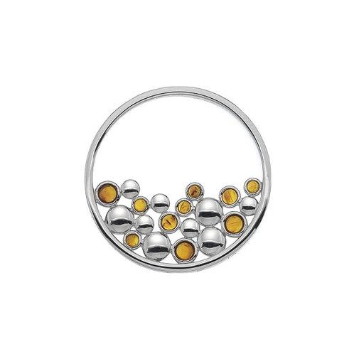 Emozioni by Hot Diamonds Nettare Amber Coin - EC489 EC488