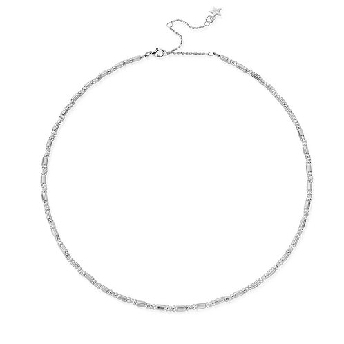 ChloBo Sterling Silver Eternity Necklace - SNMCCR
