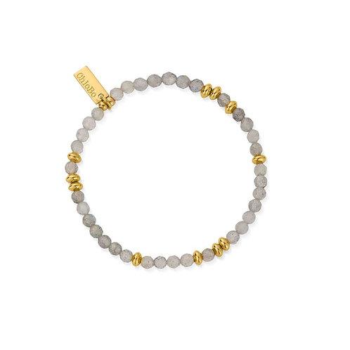 ChloBo Sterling Silver Gold Velvet Sky Bracelet - GBLSTAR