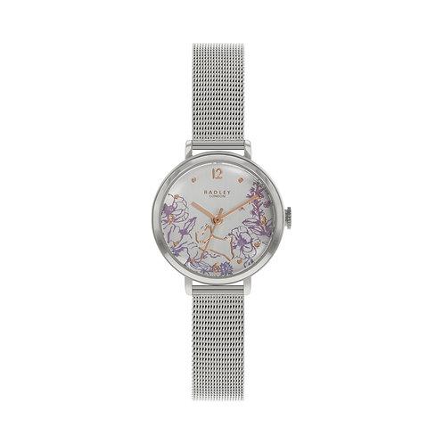 RADLEY Ladies Stainless Steel Mesh Strap Watch - RY4523