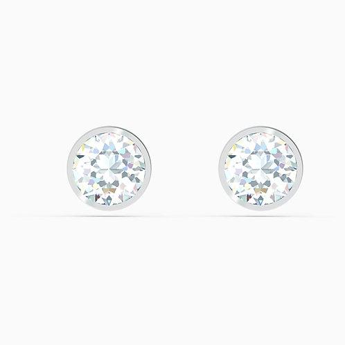 SWAROVSKI Clear Crystal Tennis Stud Earrings - 5565604