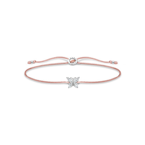 Thomas Sabo Little Secrets Butterfly Bracelet - LS117-401-19