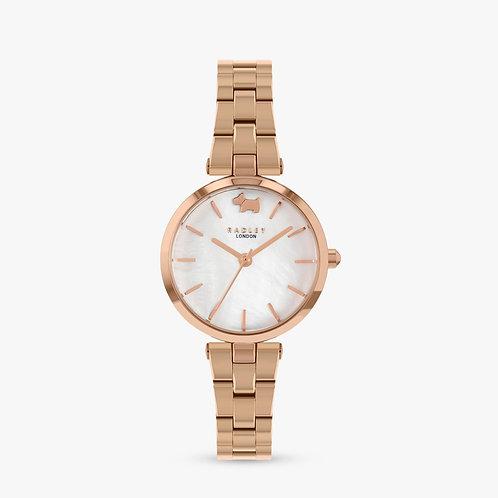 RADLEY Ladies West View Rose Gold Bracelet Strap Watch - RY4510