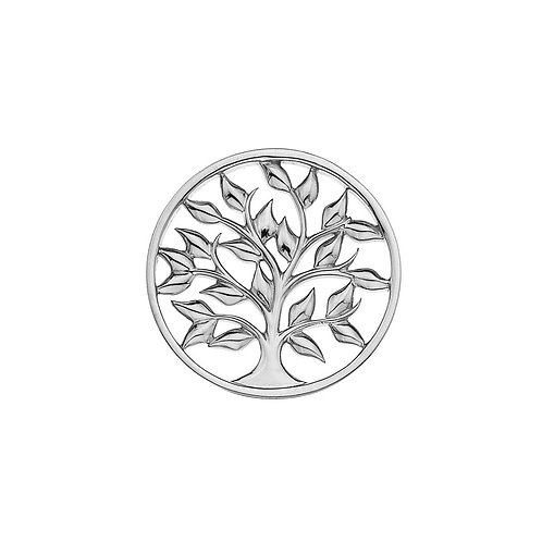 Emozioni by Hot Diamonds Reversible Balance and Harmony Coin - Tree of Love