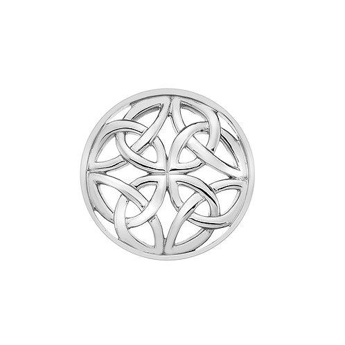 Emozioni by Hot Diamonds Celtic Knot Coin - EC295