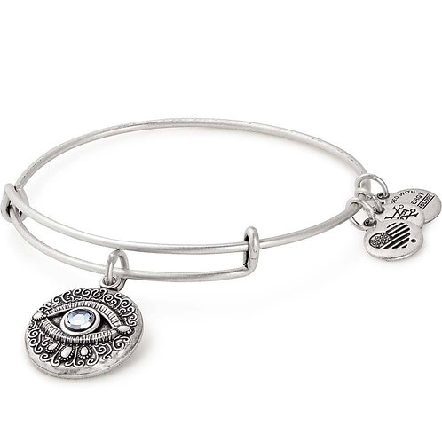 "Alex and Ani ""Evil Eye"" Bangle - A17EBEERS"