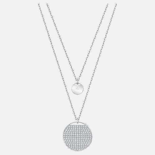 SWAROVSKI Ginger Layered Pendant Necklace - 5389047