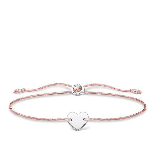 Thomas Sabo Heart Friendship Bracelet - A1996-173-19-L20v