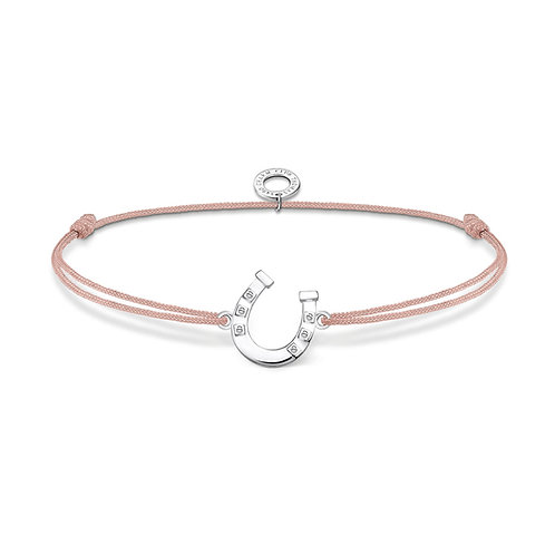 Thomas Sabo Little Secrets Horseshoe Bracelet - LS124-173-19