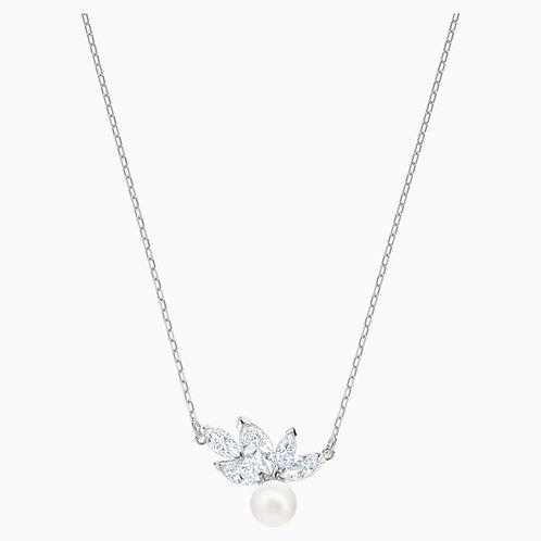 SWAROVSKI Crystal Louison Pearl Necklace - 5422685