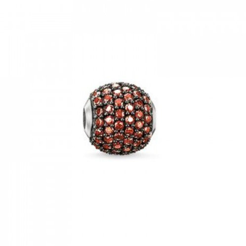 Thomas Sabo Karma Indian Summer Pave Charm - K0120-643-10
