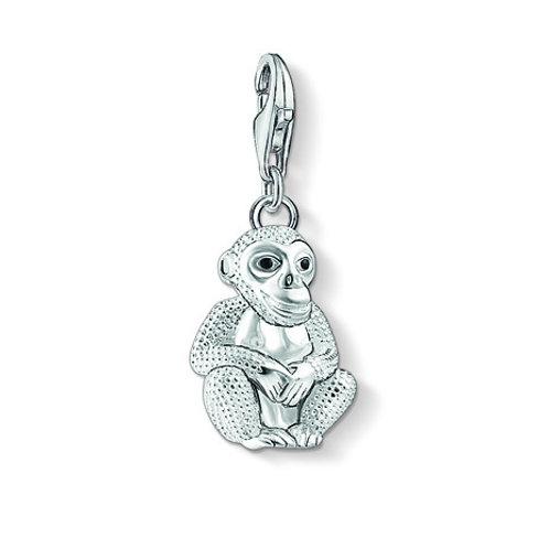 Thomas Sabo Silver Monkey Charm - 1293-007-11
