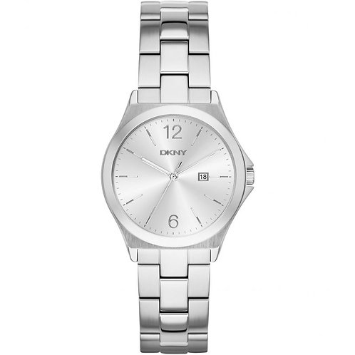 DKNY Ladies Stainless Steel Parsons Watch - NY2365