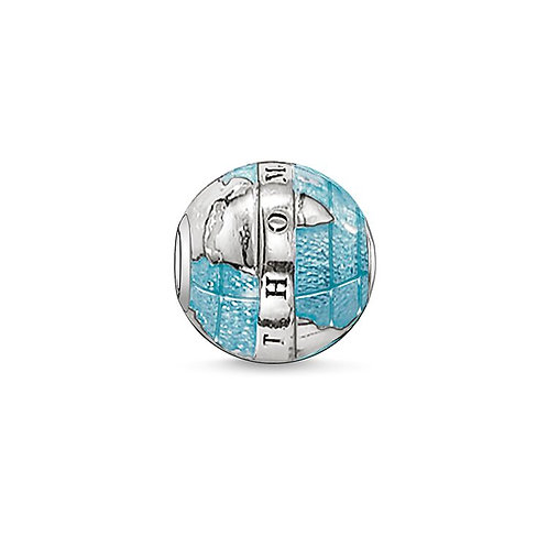 Thomas Sabo Karma Wheel Bead Charm - K0036-007-1